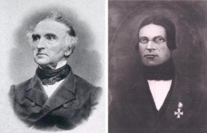 Justus von Liebig Carl Sprengel