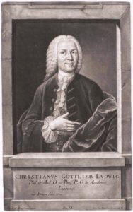 Christian Gottlieb Ludwig.
