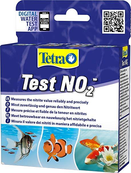 Esempio di test dei nitriti.