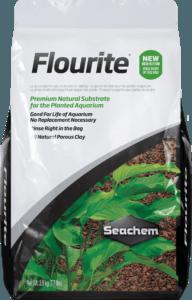 Flourite, il fondo più noto della Seachem.