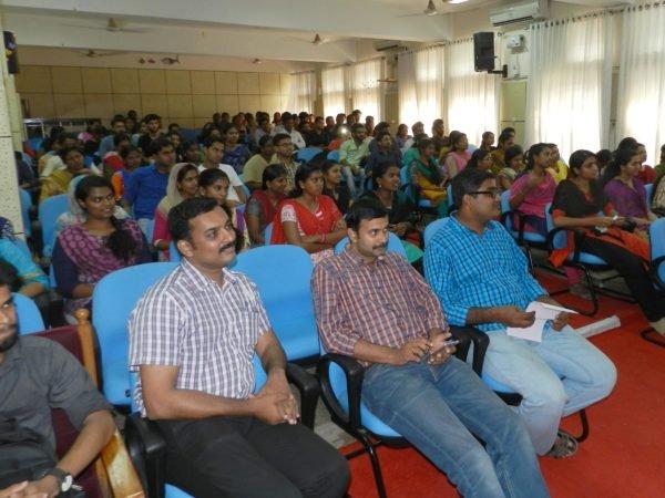 Conferenza a Kochi
