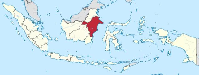 Kalimantan orientale
